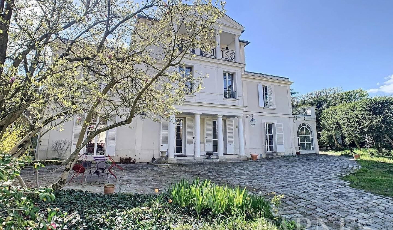 Hôtel particulier avec jardin Meudon