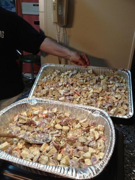 Terry's Best Potato Salad Recipe