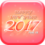 2017 New Year Photo Frames APK icon