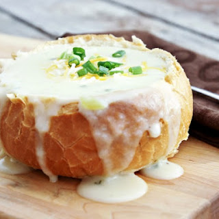 America's Best Baked Potato Soup
