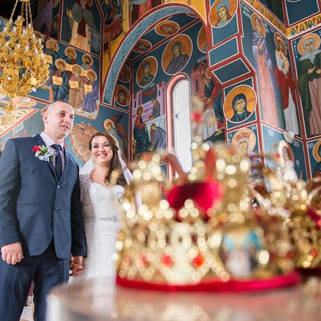 Fotógrafo de bodas Djordje Novakov (djordjenovakov). Foto del 23.12.2017