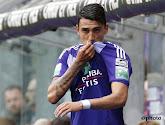 Matias Suarez prévoit de revenir à Anderlecht