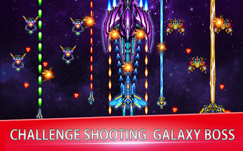 Galaxy Sky Shooting APK (Mod Money, No Ads) 4.6.9 for Android 6