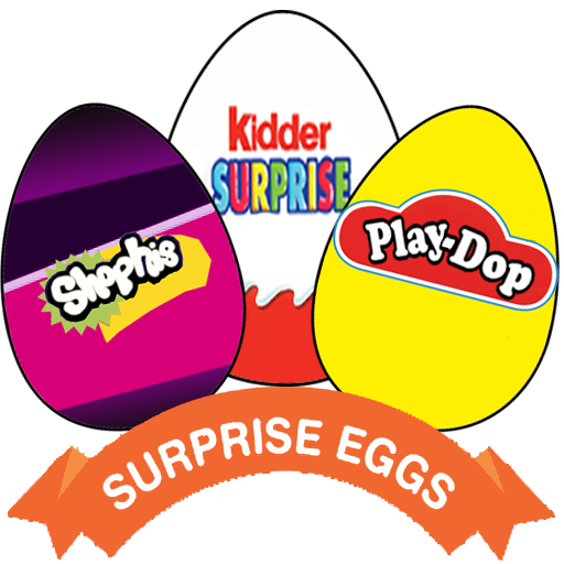 Eggs Surprise Play Duh 休閒 App LOGO-硬是要APP