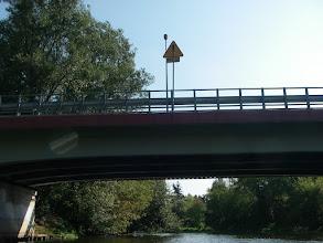 Photo: jest również ostrzeżenie o pieszych :)