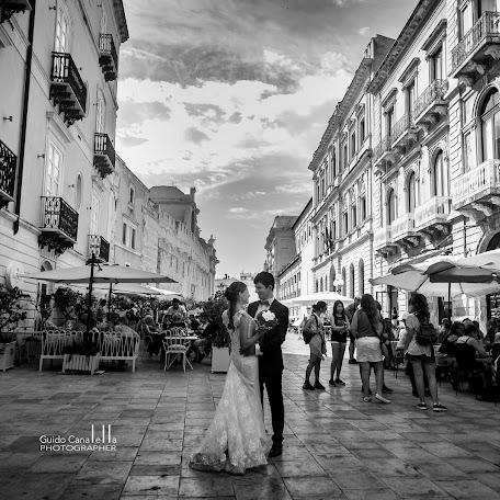 Wedding photographer Guido Canalella (GuidoCanalella). Photo of 19.01.2018