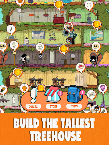 Loud House: Ultimate Treehouse  screenshots 8