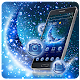 Download Galaxy Blue Moon Theme For PC Windows and Mac