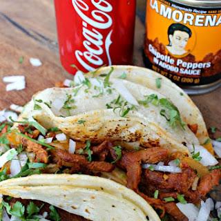 Chipotle al Pastor Tacos