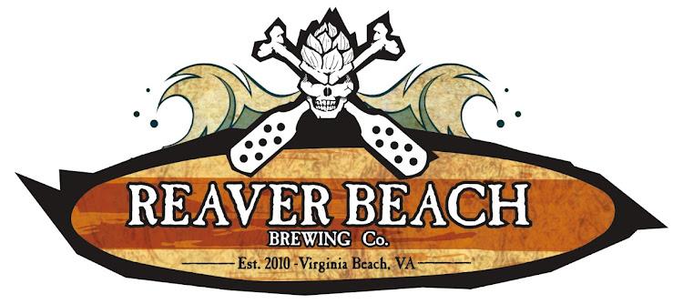 "Logo of Reaver Beach ""The Reaver"""