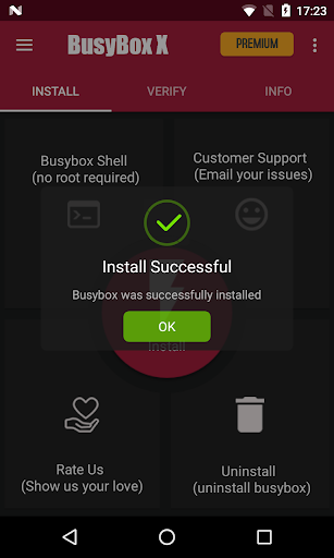 BusyBox X Pro [Root] - 50% OFF screenshot