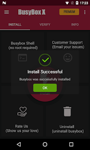 BusyBox X Pro [Root] – 50% OFF X+ 107 (MOD + APK) Download 3