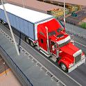 Heavy truck simulator USA icon