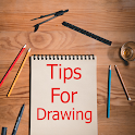 Tips for drawing, all about drawing icon