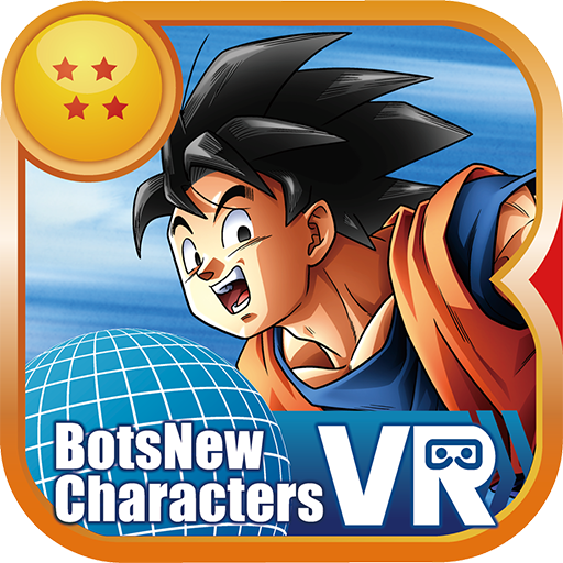 BotsNew DBZ 舞空術 VR (ボッツニュー ドラゴンボール Z) file APK for Gaming PC/PS3/PS4 Smart TV