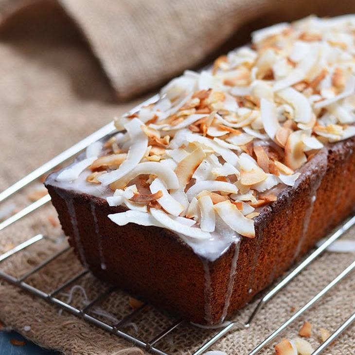 Coconut Lime Cake Recipe