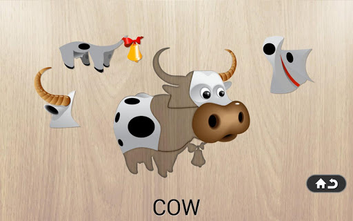 Animals Puzzle for Kids 2.0.4 screenshots 6