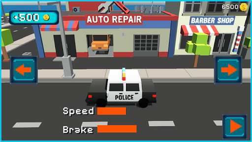 ブロックカー: エクストリームチェイス3D