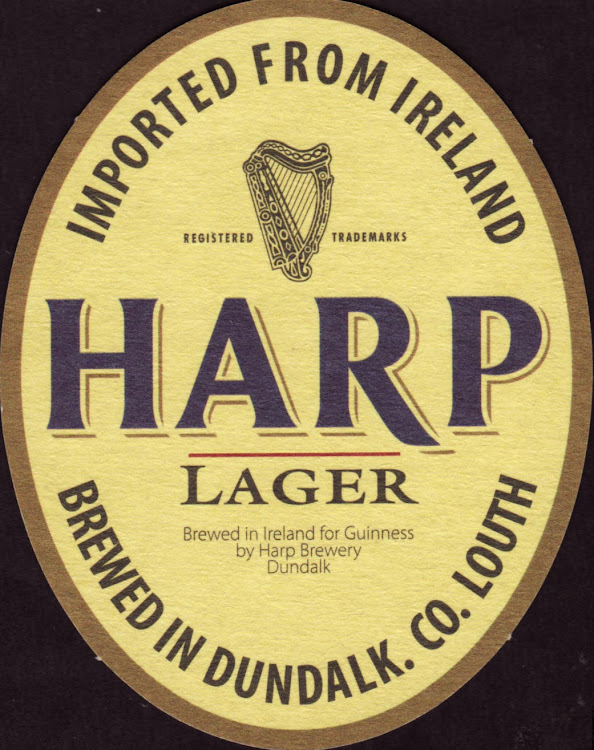 Logo of Harp Lager