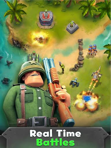 War Heroes: Fun Action for Free screenshot 2