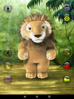 Screenshot of Talking Lion