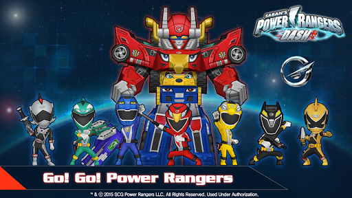 Power Rangers Dash 1.6.4 screenshots 4