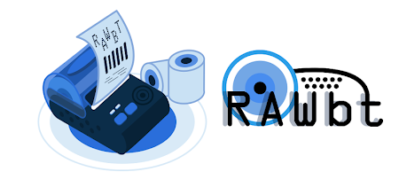 RawBT ESC/POS thermal printer driver(BT,WIFI,USB) APK