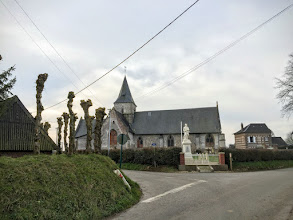 Photo: St-Aubin-de-Crétot