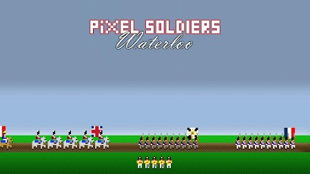 Pixel Soldiers: Waterloo APK screenshot thumbnail 4