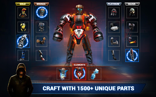 Real Steel Boxing Champions android2mod screenshots 11