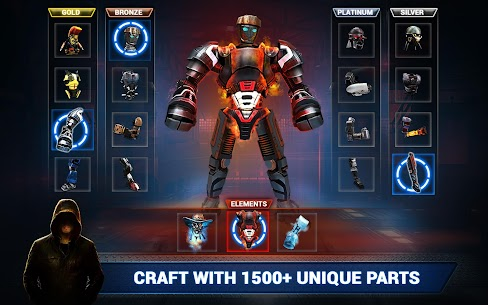 Real Steel Boxing Champion MOD Apk 2.5.177 (Unlimited Money) 9