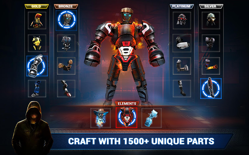 Real Steel Boxing Champions Screenshot 10