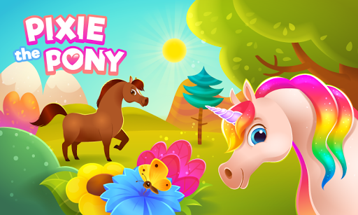 Pixie the Pony - My Virtual Pet apkpoly screenshots 6