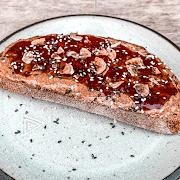 Almond Delight Toast