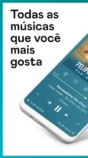 Deezer: Ouvir Música Online, Playlists e Rádio Screenshot