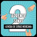 Aprende señas: Lengua de Señas Mexicana 2 icon