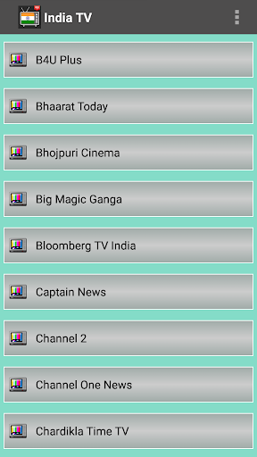 Download Free India TV Channels Info Google Play softwares
