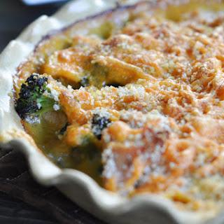 Chicken and Broccoli Divan.