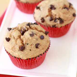 Low-Calorie Chocolate Chip Muffin.
