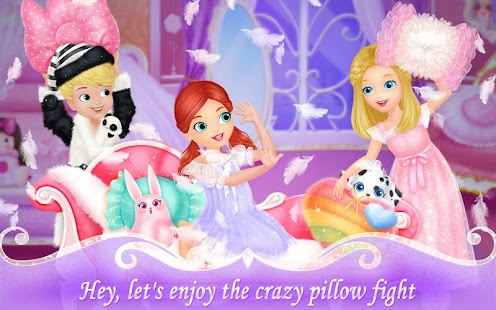 Princess Libby: Pajama Party- screenshot thumbnail