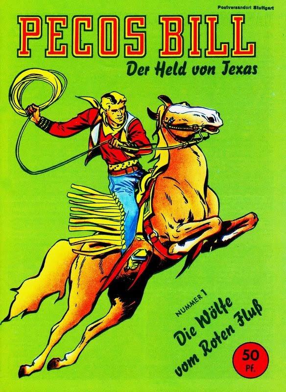 Pecos Bill - Sammlerausgabe (1996) - komplett