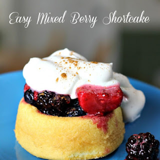Fresh Mixed Berry Dessert Recipes