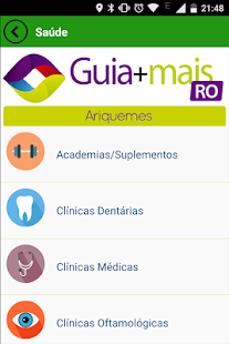 Guia+Mais RO Ariquemes- screenshot thumbnail