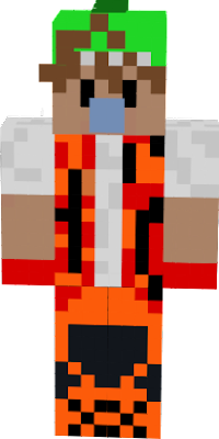 Oi this is mah rblx character in MC