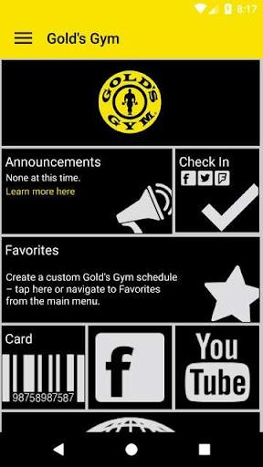 Gold's Gym Citrus Heights 109.4.2 screenshots 2