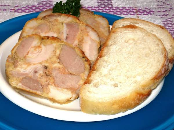 Homemade  Pork  Brawn Recipe
