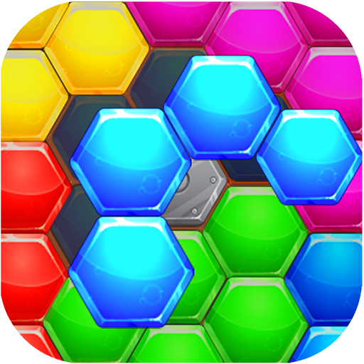 Hexagon Puzzle Deluxe Block HD