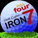 IRON 7 FOUR Golf Game FULL icon