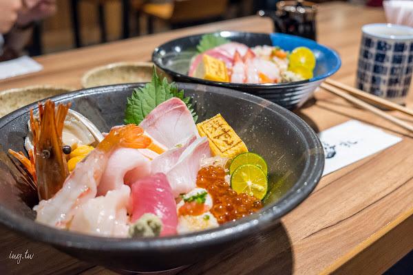游壽司 無菜單料理人氣日式料理 新型態捷運中山站分店 .主打生魚片丼飯