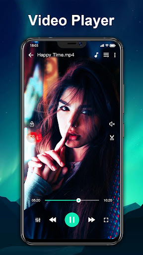 Music player & Video player with equalizer 1.1.2 screenshots 5